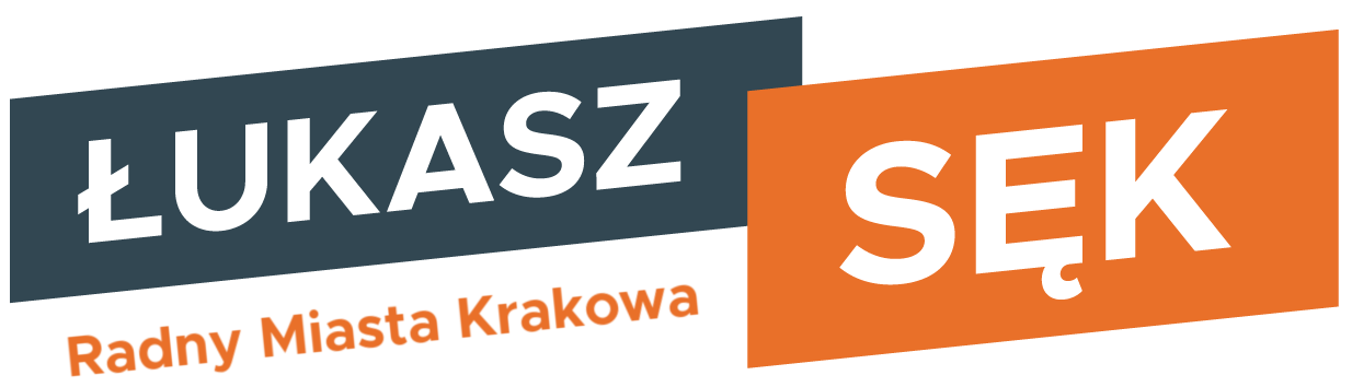 Łukasz Sęk – Radny Miasta Krakowa